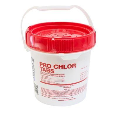 Pro Chlor Tabs - Septic Chlorine Tablets - 10lb