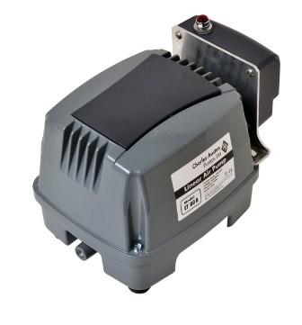 Blue Diamond ET120-A Septic Air Pump With Alarm - Pond Air Pump