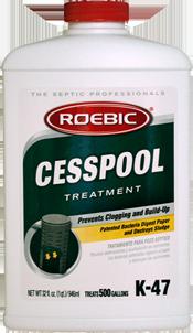 Roebic K-47 - Cesspool Treatment - 1qt