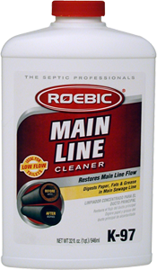 Roebic K-97 - Main Line Cleaner - 1qt