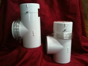 inline chlorinator