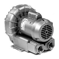 Gast R3105-12 - 1/2 HP Single Phase Regenerative Blower
