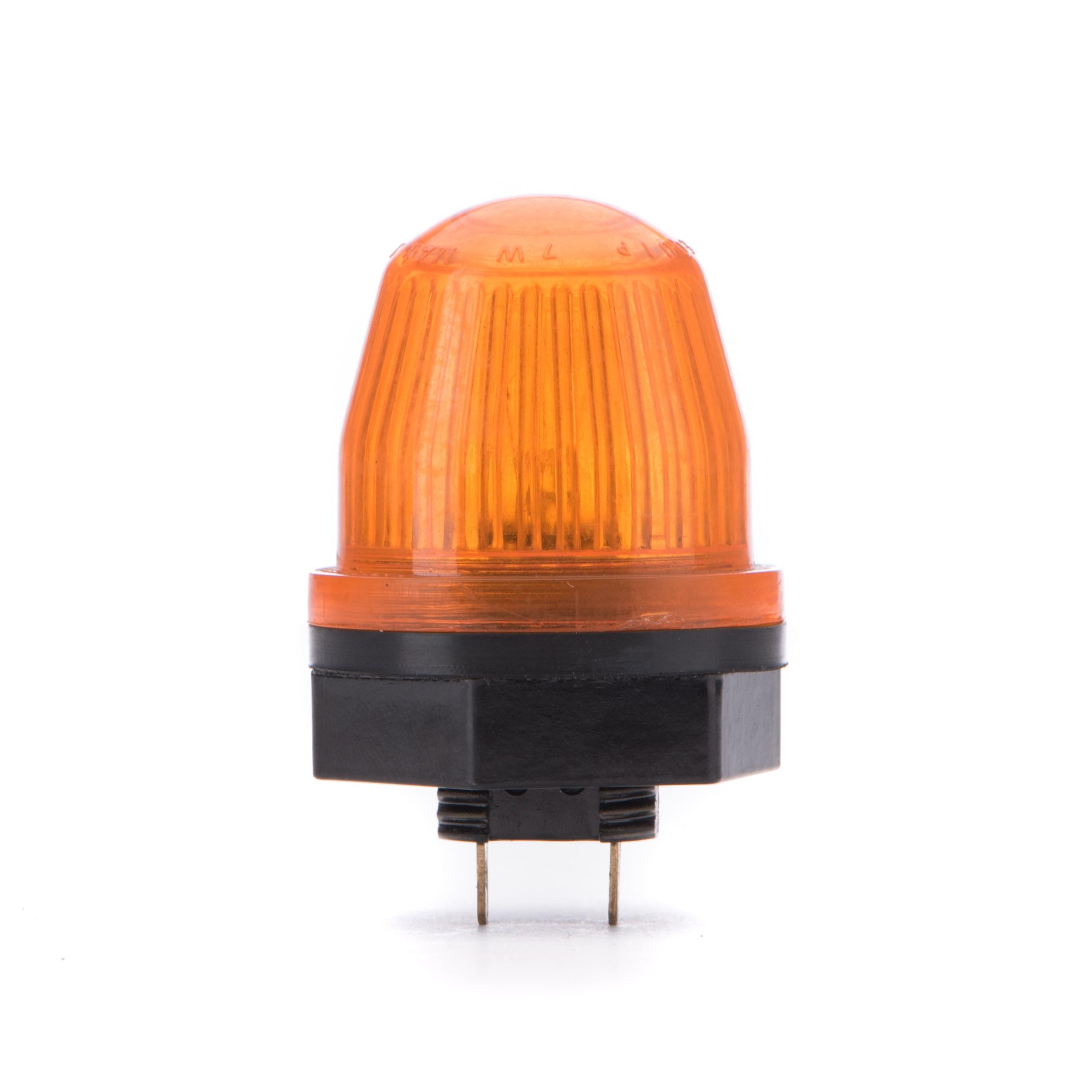 SPI Amber Alarm Light Assembly For Control Panels
