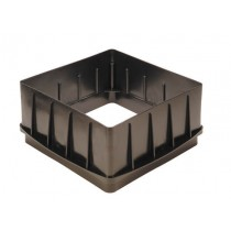 Tuf-Tite B4 16x16 Square Riser For 7 Hole Distribution Box