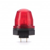 Red Alarm Light Assembly For Control Panels