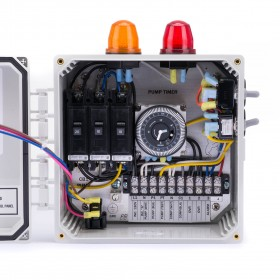 SPI BIO-A Double Light Control Panel for Aerobic Septic Systems - 50B138
