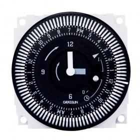 Grasslin FM/1 STUZH-L 01.76.0025.1 With Manual Override Switch (24 Hour) (240 Volt)