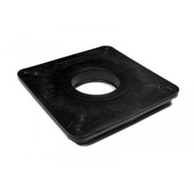 "Tuf-Tite 11""x11"" B1-IP4 - 4"" Inspection Port Lid - For 4 Hole Distribution Boxes"