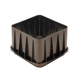 Tuf-Tite B1 11x11 Square Riser For 4 Hole Distribution Box