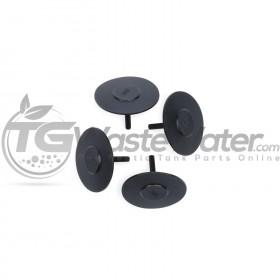 Hiblow HP-100 and HP-120 Air Valves (4 pieces per set)