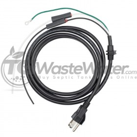Hiblow HP-100 and HP-120 Replacement Power Cord