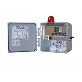Tran-N2 Aerobic Septic Control Panel Without Timer - With Pressure Sensor