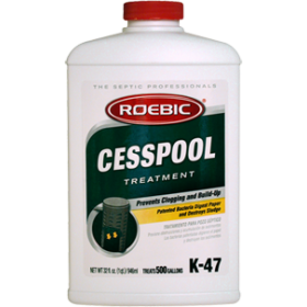 Roebic K-47 - Cesspool Treatment - 1qt