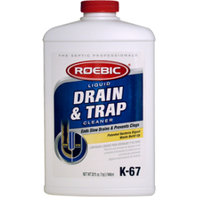Roebic K-67 Drain & Trap Cleaner - 1qt