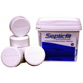 Septicfit® Calcium Hypochlorite Tablets 2.05 Lb SuperCube