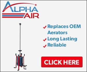 Alpha Air - Shaft Aerator