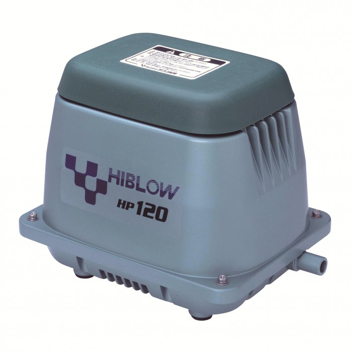 Hiblow HP 120 Parts