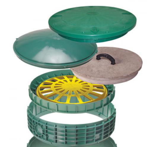 Best Price on Septic Tank Risers & Covers Online Guarenteed!!! - TG